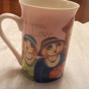 Vintage Designer Sharon Dold Cup